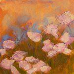 Pink Poppy Field by Denise Souza Finney