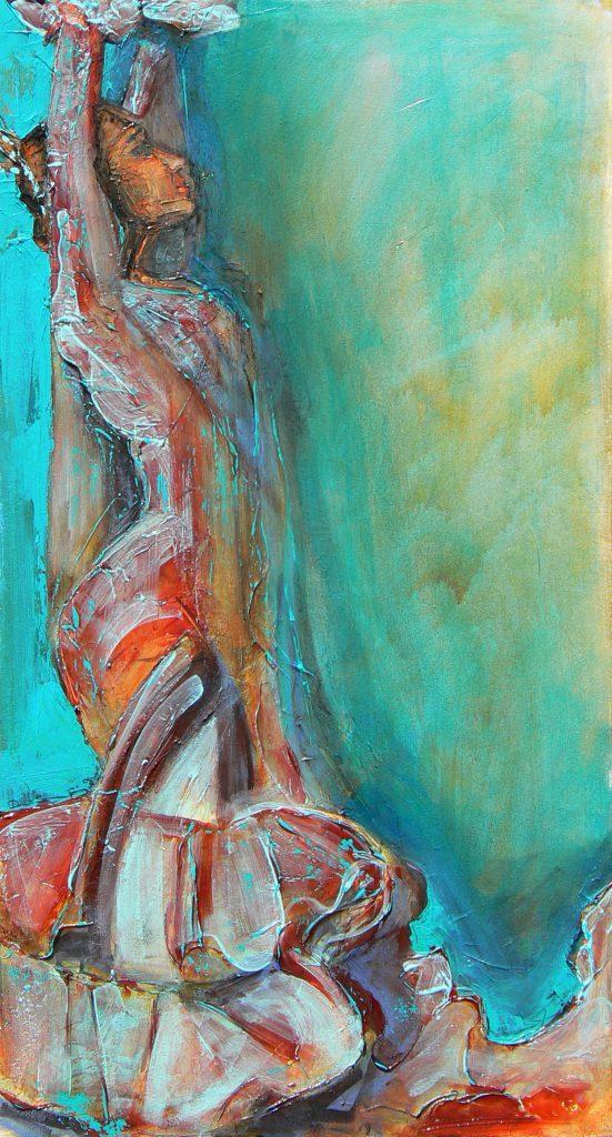 The Dancer by Denise Souza Finney