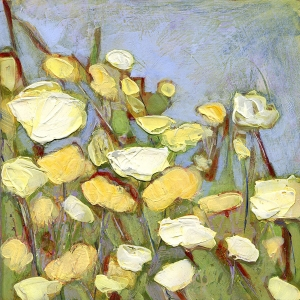 Palette Poppies Bismuth Yellow by Denise Souza Finney