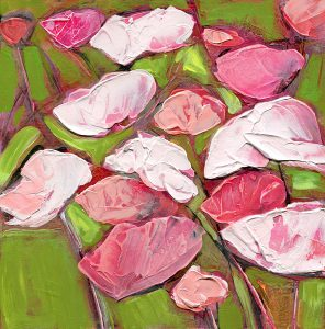 Palette Poppies by Denise Souza Finney