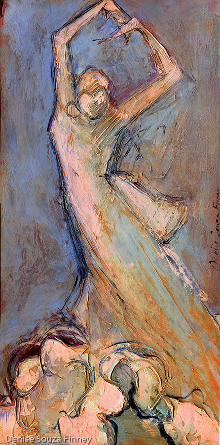 Flamenco Moves by Denise Souza Finney