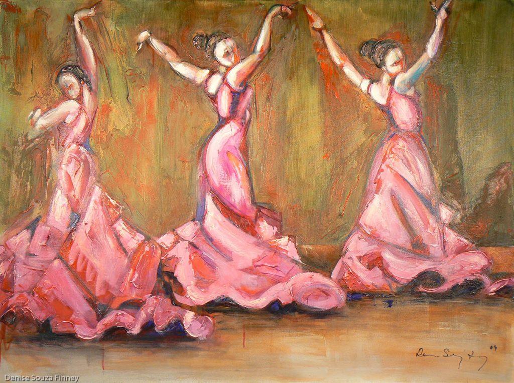 La Soliste et Ensemble by Denise Souza Finney