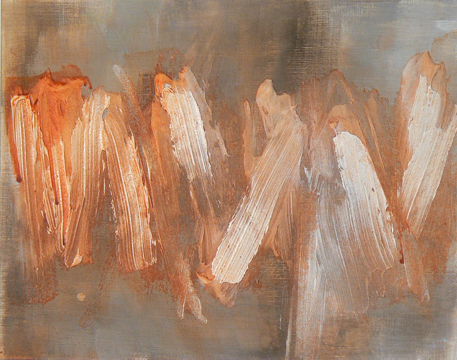image of Moving Across III painting by Denise Souza Finney