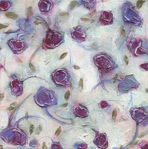 Poppy Wallpaper II by Denise Souza Finney