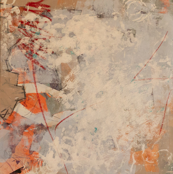 image of abstract painting by Denise Souza Finney